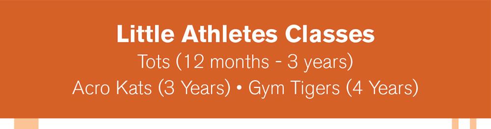 Little Athletes Classes
