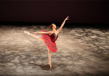 Dancing Ballet 3