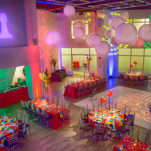 Bar & Bat Mitzvahs at Chelsea Piers CT