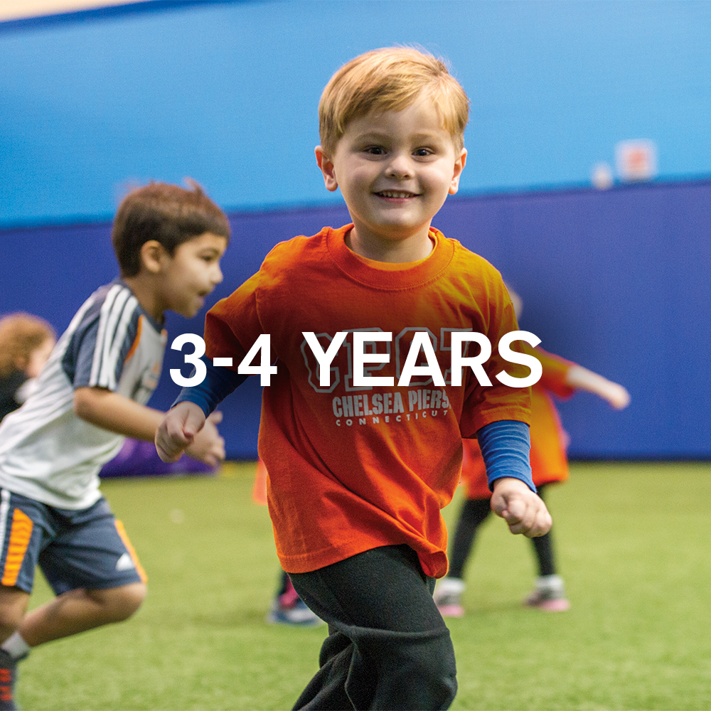Camps for ages 3-4 years