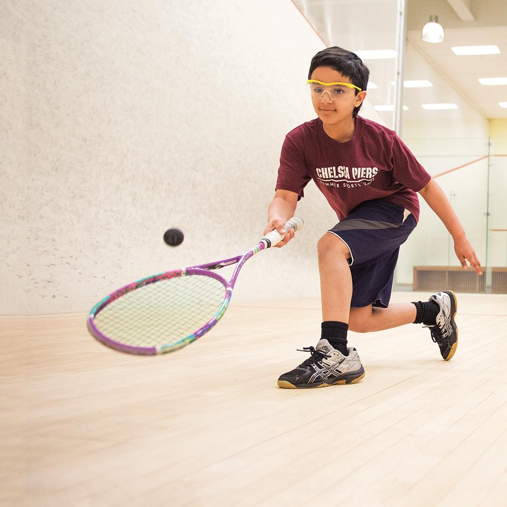 Full-Day Squash