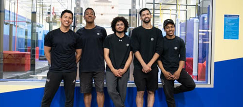 Ninja + Parkour Staff